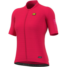 Alé Cycling R-EV1 Silver Cooling SS Jersey Women, strawberry